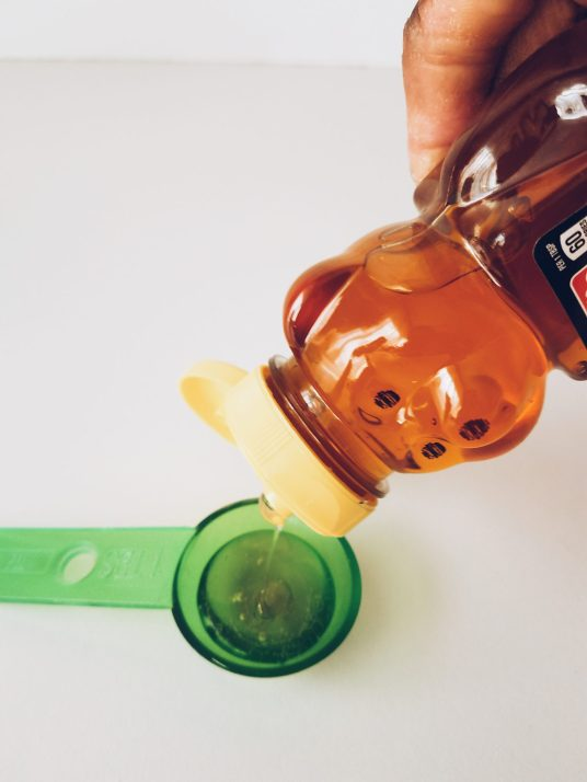 Add the Honey