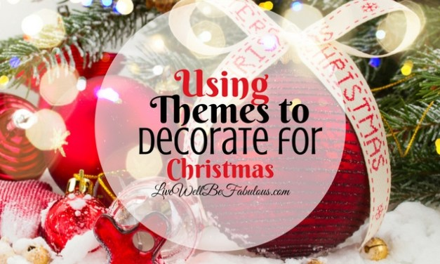 Using Themes to Decorate for Christmas