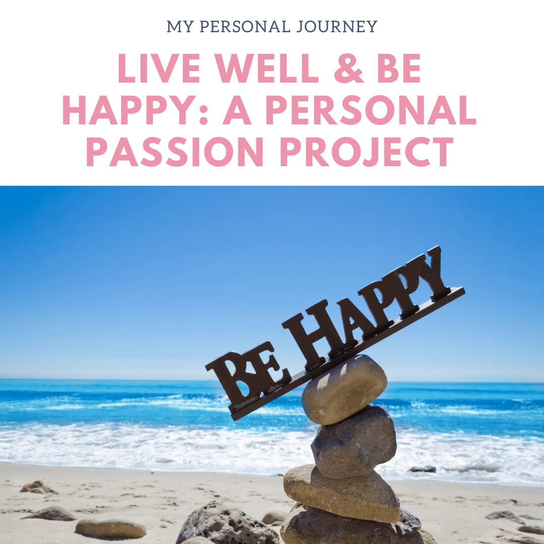Live Well and Be Happy