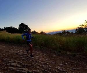 Wasatch 100-Bree-Trail Sunrise