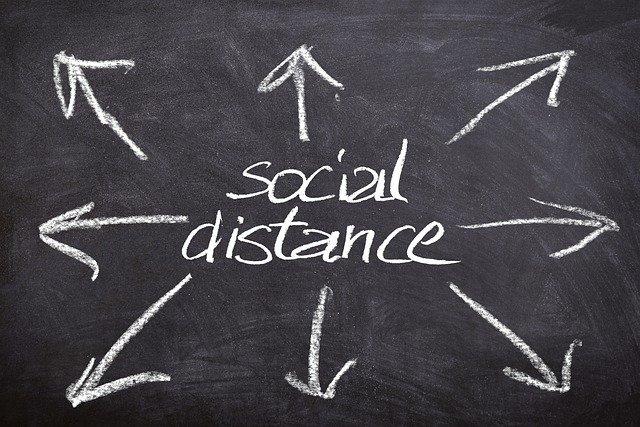 Covid-19 Healthy Social Distancing