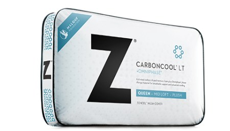 CarbonCool Pillow cooling sleep at Live Well Mattress & Furnishing Centres
