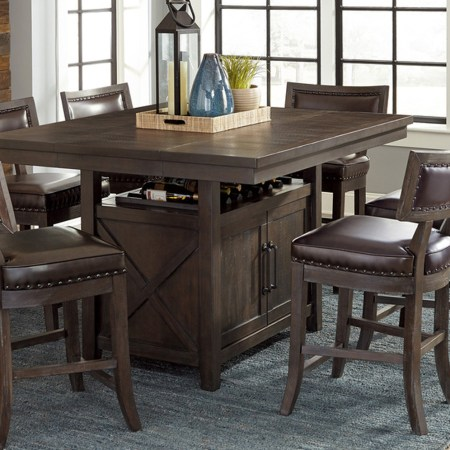 Oxton Dining Room Table Set