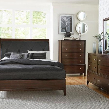 Cotterill Bedroom Collection at Live Well Mattress & Furnishing Centres