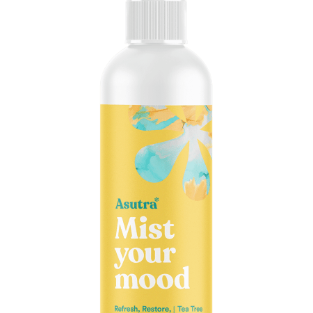 Tea tree and juniper aromatherapy spray from Asutra