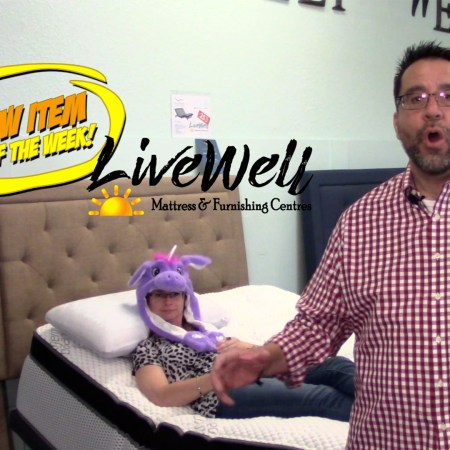Javier Casillas of Live Well Mattress & Furnishing Centres reviews adjustable bases