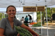 Isadore Farm Certified Organic produce