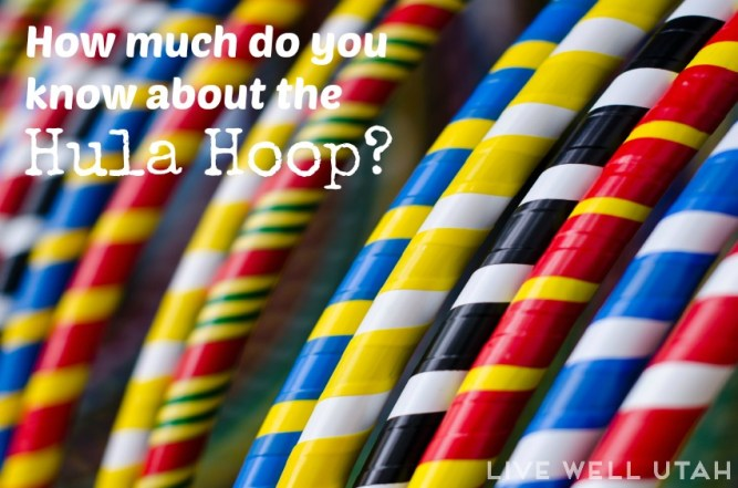 history of the hula hoop