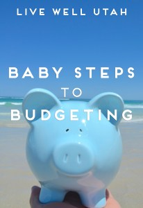Baby Steps to Budgeting