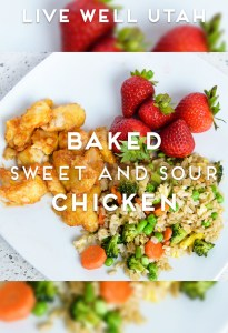 Baked Sweet and Sour