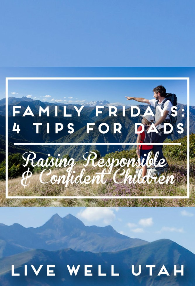 4 Tips for Dads Graphic