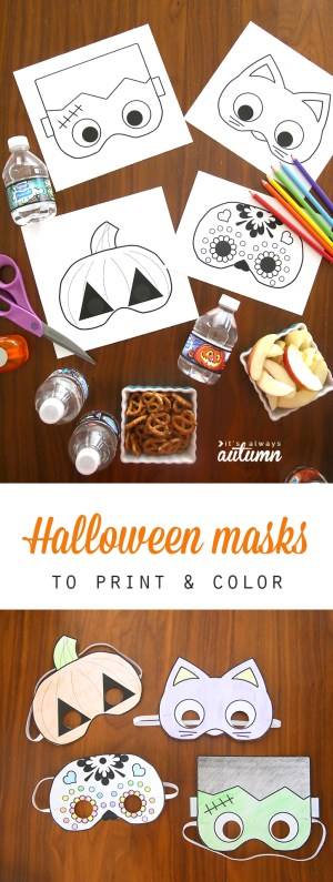 printable-halloween-mask-kids-easy-cheap-class-party-activity-7