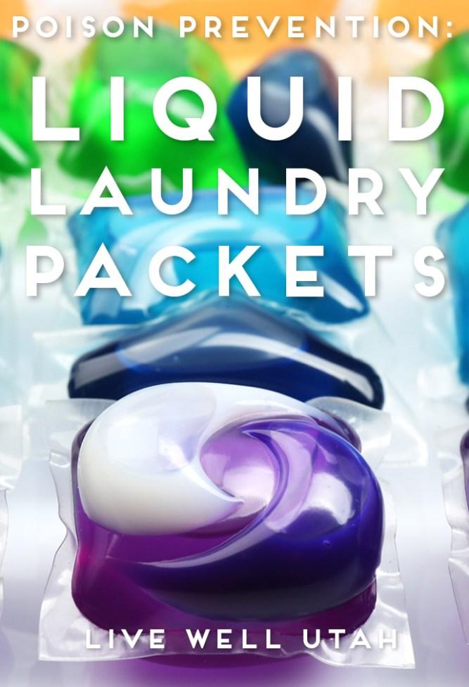 Liquid Laundry Packets