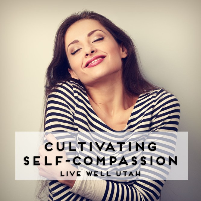 Self Compassion Graphic