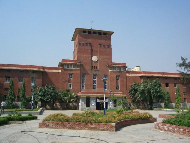 arts faculty, delhi university