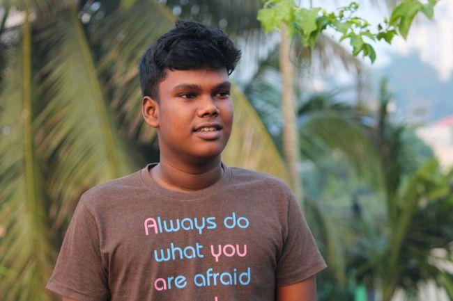 sreehari rajesh 15-year-old filmmaker