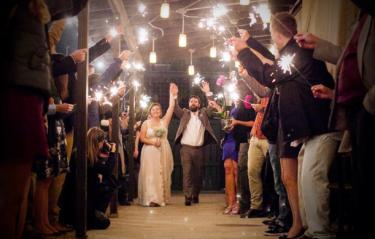 A Wedding Exit