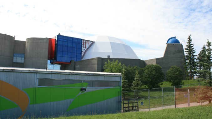 Contemporary Calgary Finds New Home At Old Science Centre Livewire