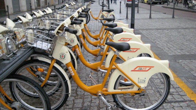 Calgary council unanimously approves bikesharing pilot