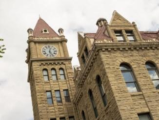 calgary city hall, calgary budget