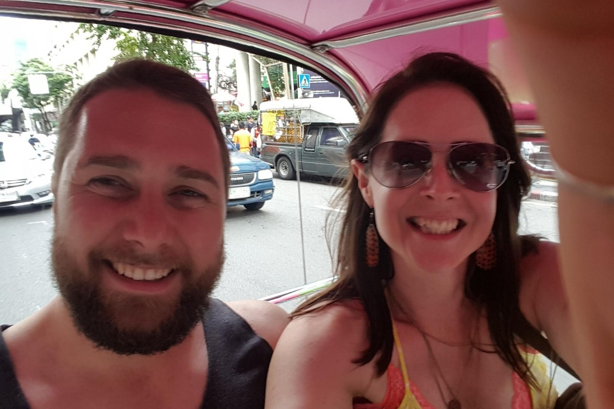 Calgary couple facing mounting hospital tab after Thailand