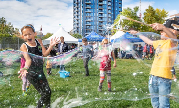 Calgary Parks Awarded 50 000 At Parksfest First Ever Energize Awards Livewire Calgary