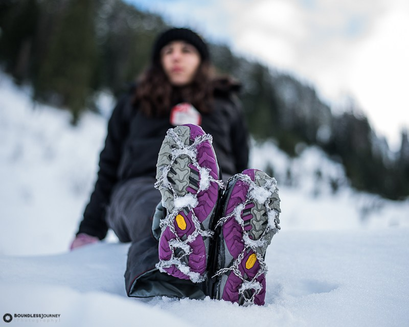 MICROspikes, Washington, Mt. Baker, Snoqualmie National Forest, Snow, Hiking, Snowwpikes, Winter