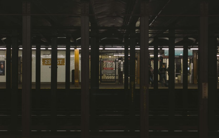 23rd St Subway Station NYC