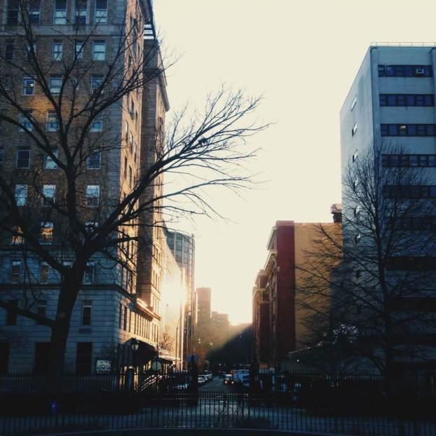 Sunrise in Gramercy