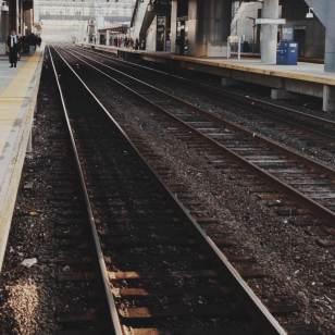 Train Tracks in Sanford CT