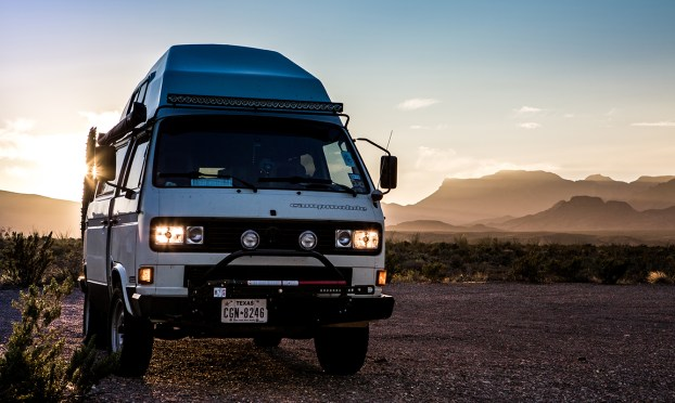 Big Bend Vanagon