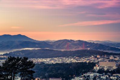 Twin Peaks, San Francisco, Ca.