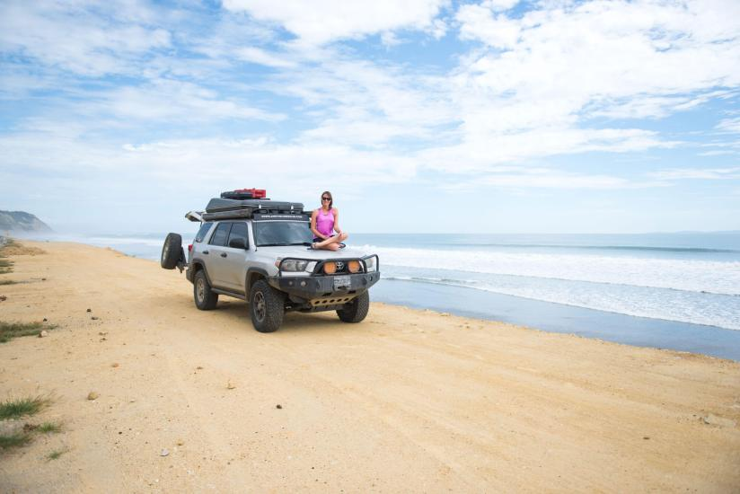 Overland the Americas, Toyota 4Runner, Sooty