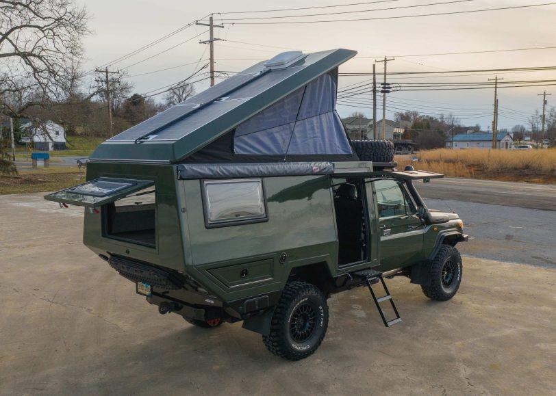 Land Cruiser Global Expedition Camper