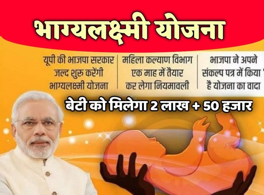 Bhagyalakshmi Scheme, bhagya lakshmi yojana