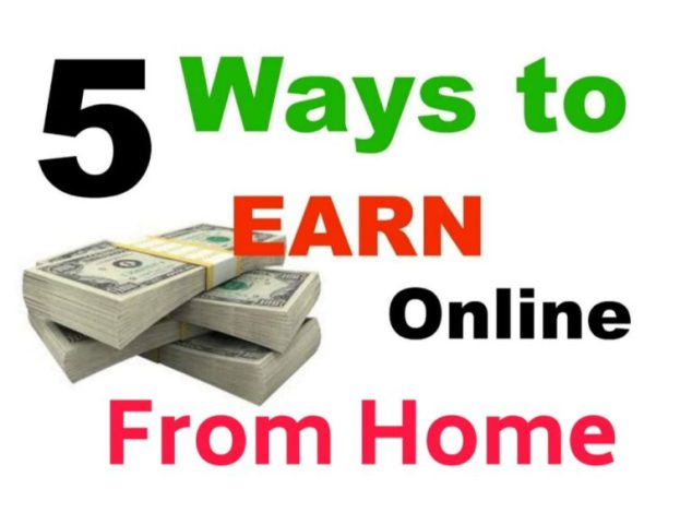 Online Make Money at Home