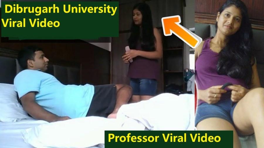 Professor Viral Video, Trisha Kar Madhu viral, Priyanka Pandit Viral