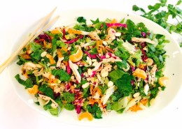 Chinese Chicken Salad- Live Young Lifestyle