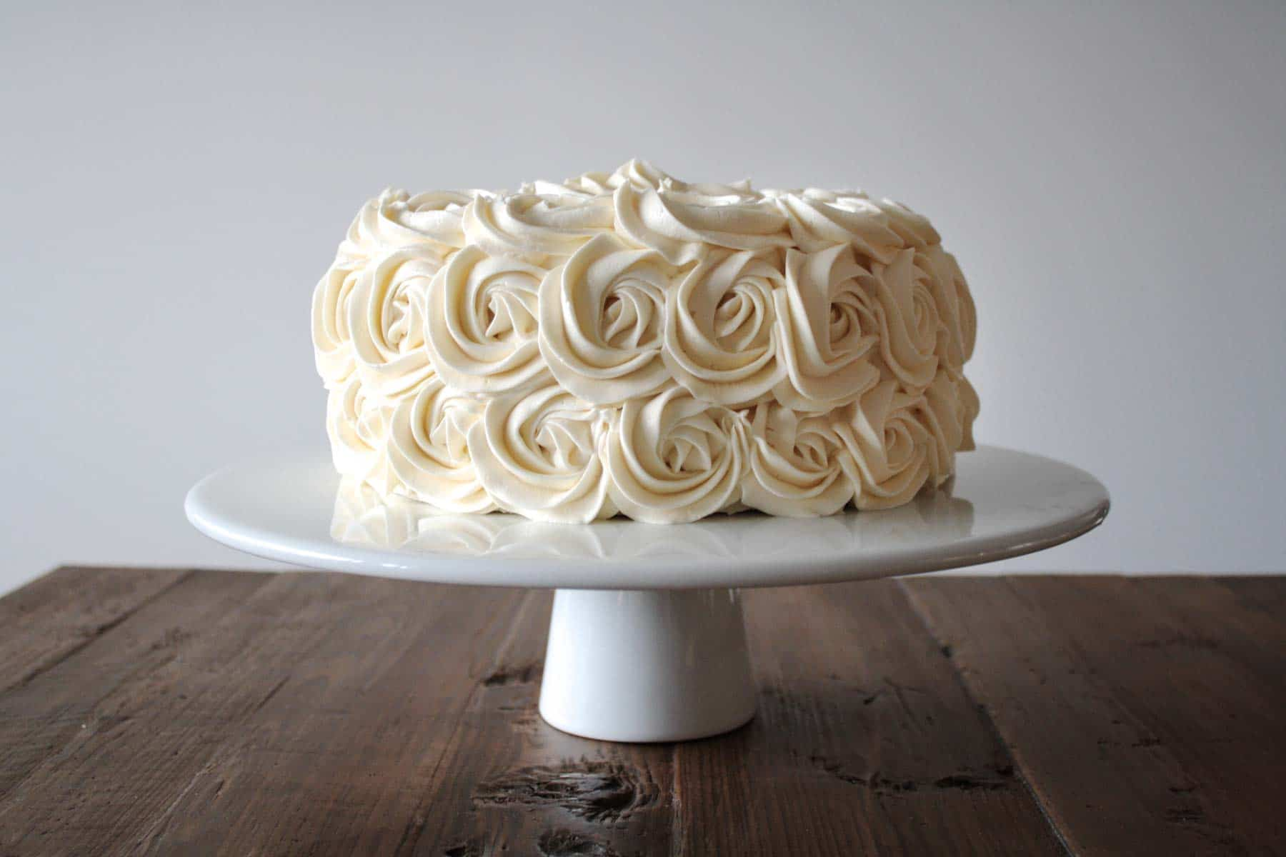 Piping Cake Decorating Ideas Beginners