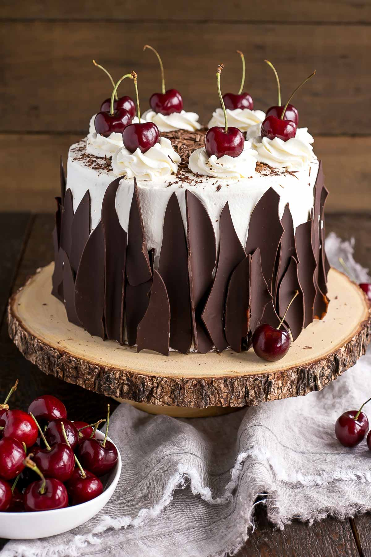 Easy Black Forest Cake Recipe Dishmaps