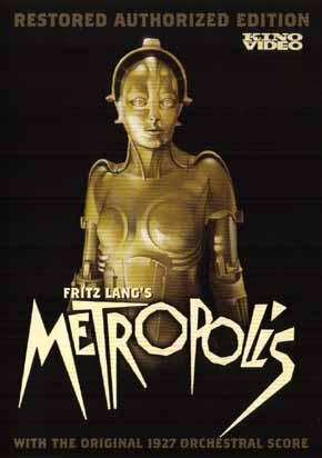 """""""Metrópolis"""""""