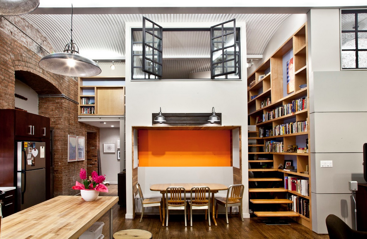 7 Ways To Make The Most Of Loft Space