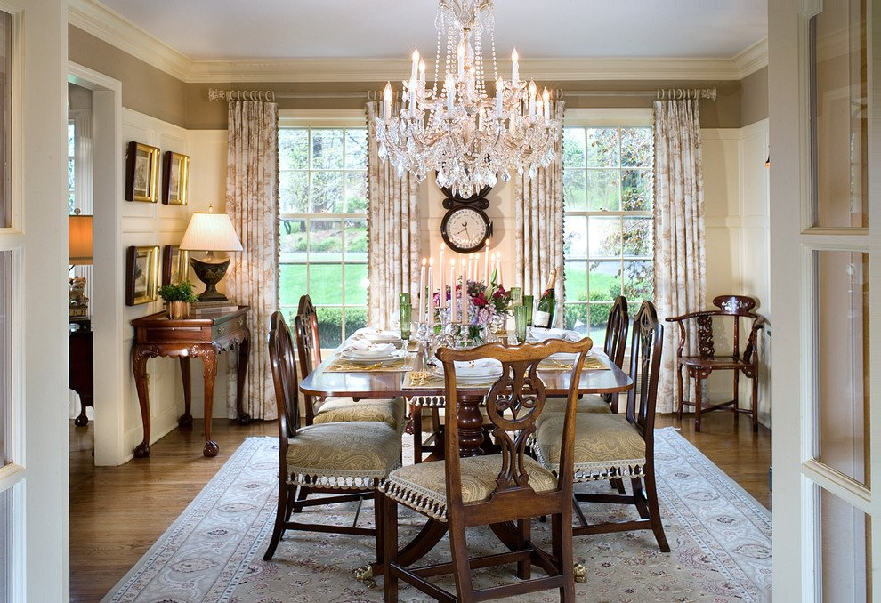 The Formal Dining Room Is Making A Comeback