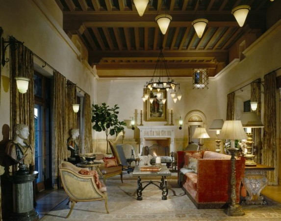 Luxury Homes And Amenities