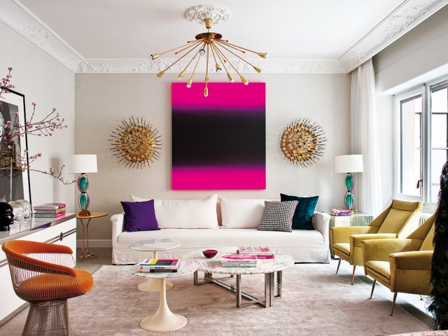 10 Rooms with Mid-Century Modern Glamour