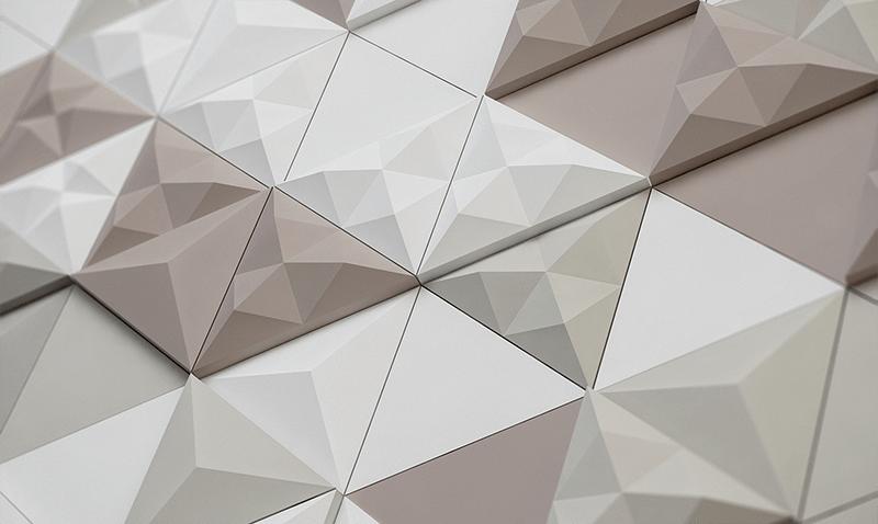 Trend Alert Faceted Interior Design For Fascinating Dimension