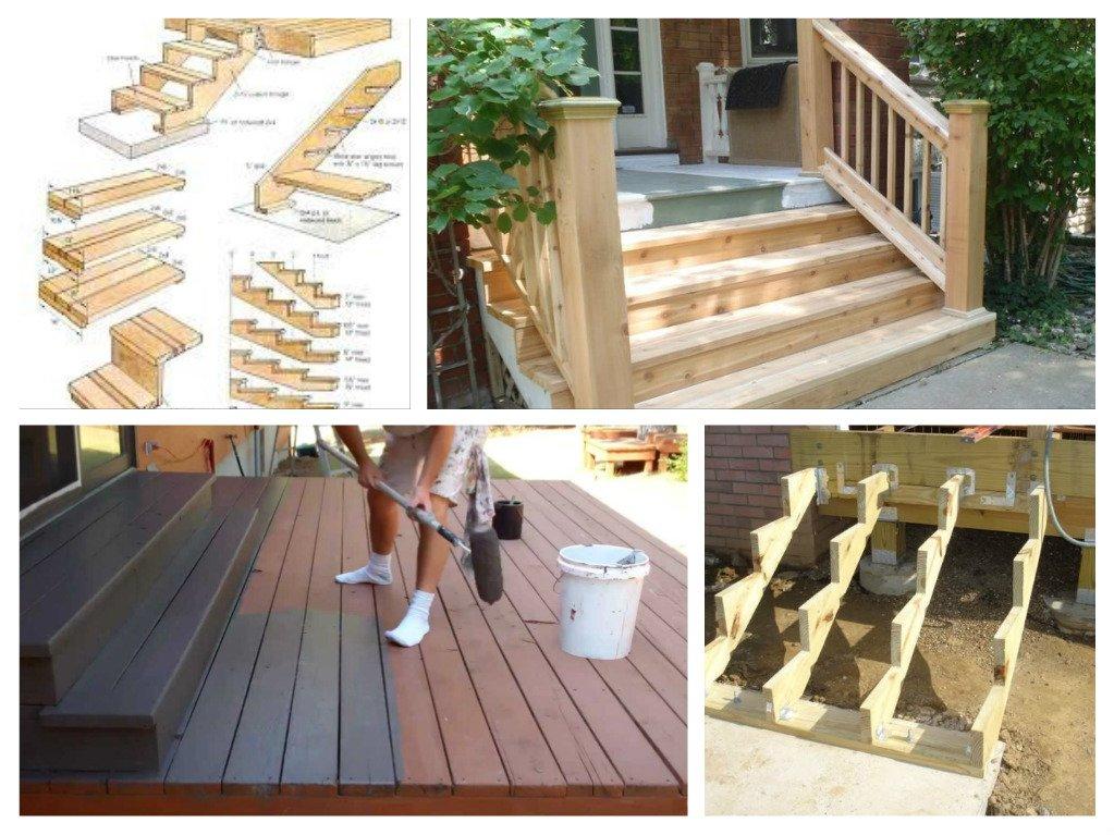 7 steps to a diy staircase garden for