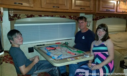 Family Game Night!