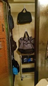 Bathroom - Shower Hooks