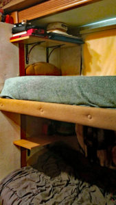 Bedroom - Bunk Area